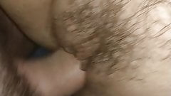 Asian bbw second time big western cock. She loves it