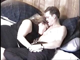 Chubby chasers gone - Chubby chaser gets his cock licked and fucked