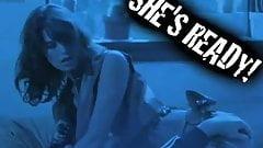 Kay Parker, Laura Lazare & R.Bolla THREESOME scene.