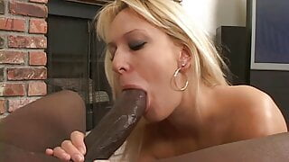 Too Big for this tight pussy - Monster BBC fucks 18yo Blonde