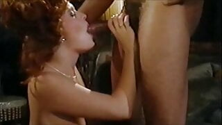 Brandy Wine blows big black cock and takes facial