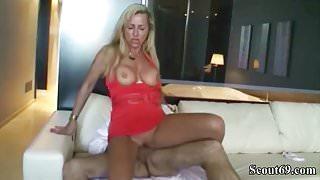 German Amateur MILF in Real Orgasm Compilation