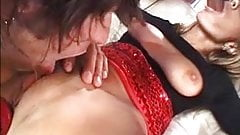 A Threesome  with Federica Tommasi 1of2 (by Satanika)