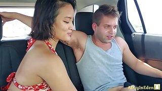 Beach Pickup Car Blowjob : A Teaser