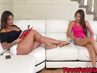 Hot licks by j thompson Big ass mistress spicy j fetish sex with hot teen slut