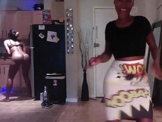 Jamaican bikini girls - Big booty jamaican girls dancing at home