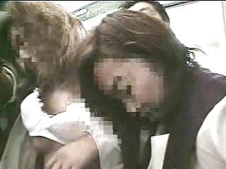 Molested teen girls porn - Japanese molester