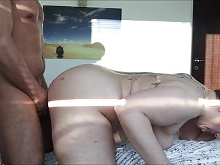 Guys fucking woman doggie style videos - Anal rodeo - 6 different guys fucking my ass
