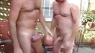 Daddy 3WAY: BJ-RIM-BB-RIM-FLIP FLOP BB-ATM BJ-BB-KISS-FACIAL