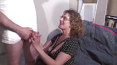 Hot french mature fucks with papy