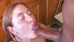 Hairy Redhead Chunk Skyy Fucked In Her Favorite Place...