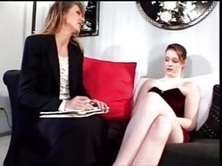 Lesbian scene in bored Just another boring lesson
