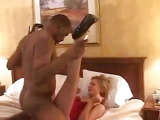 Hotel interracial breeding wife - More breeding