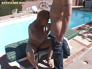Jerry pool guy milf - Milf gets it from the pool guy
