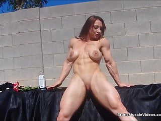 Ripped naked men - Eroticmusclevideos brandimaes sensual ripped physique