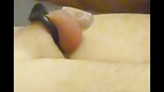 Chastity Hubby Teased and Denied again