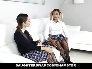 Teen bedding collection Daughterswap - collection of hot teens fucking horny dads