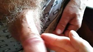 Russian cock grandfather 81 year