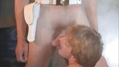 Homosexuall Army Brat Fucked By The Military Police