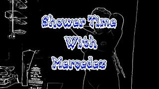 XH Mercedez Shower Time preview August 2021