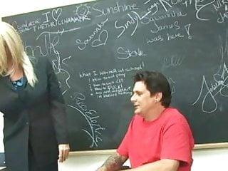 Free classroom sex milfs Penny porsche - busty classroom cougar