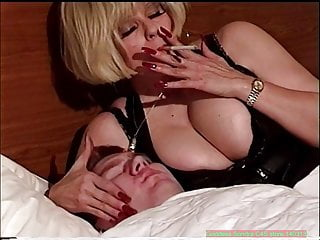 Young collage fuck - Collage boy sex slave, tied, fucked and smoke in his face
