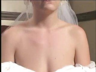 Stocking bride porn Dp bride