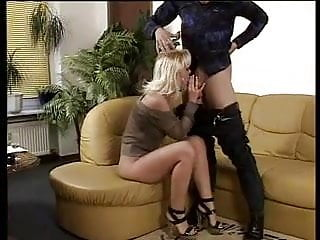 16 and young pussy - German casting 16 - complete film -br