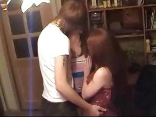 Sweeet teen anal - Russian teen anal threesome