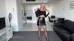 Mila in pantyhose 6