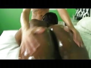 Cake on ass then fucks Plump black babe ms cakes shakes her huge ebony ass