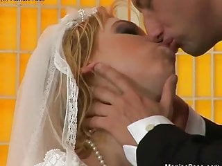 Dog grooming anal sack Groom fucks his delicious bride