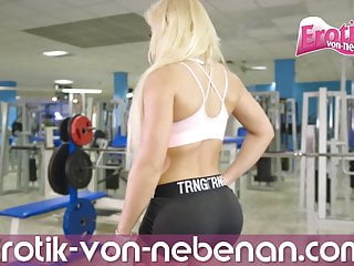 Mother fucking stop n go German mother n step daughter gangbang sexparty bukkake milf