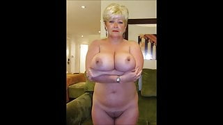 0013 Nude pussies of mature grannies