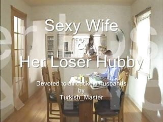 Rubber her pussy story Story of a japanese hotwife her useless hubby