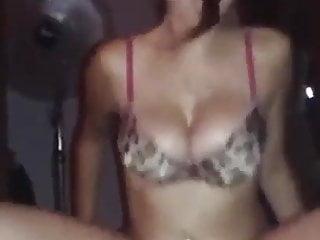 Sexy hore Little hore ridea cock