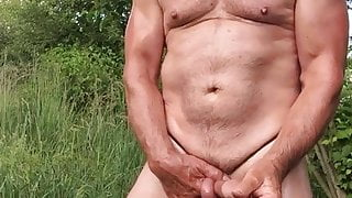 Muscle body - oil and massage
