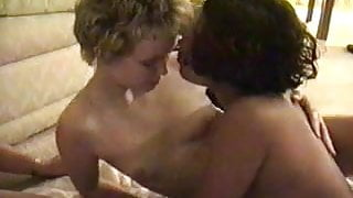 Wife and Friend do each other and hubby