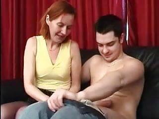 Russian Mature Granny Anal