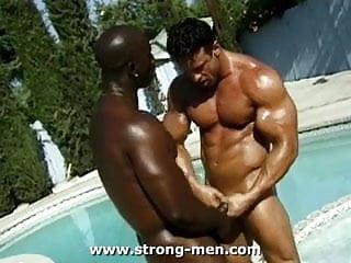 Strong Man Porn