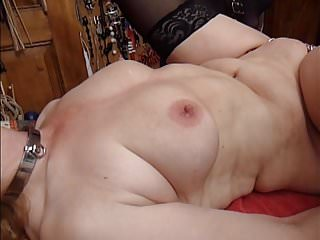 Crushed squeezed pulled tits boobs breast Squeezing and pulling the nipples of my sklavin-z