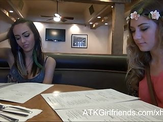 Hentai faye valentine You give alison faye and janice griffith a pov facial