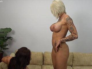 Lesbian andrew torrent Brandimae fucks dani andrews with a dildo