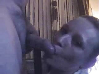 Sexy amature home videos - Amature gobbles cock at home