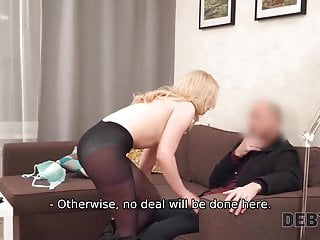 Pay for sex in denver - Debt4k. finally, blonde babe agrees to pay for sofa with her