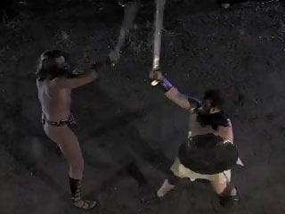 Detetive conan hentai online doujinshi Conan the barbarian clip1