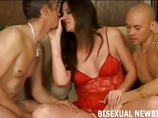 Straight guy sucking cock - I brought a hot guy you can practice sucking cock on