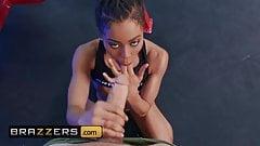 Kira Noir Scott Nails - Push It To The Limit - Brazzers