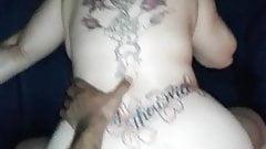 Cheating White Slut