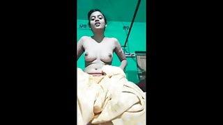 Desi Bengali girl dirty talk with boyfriend